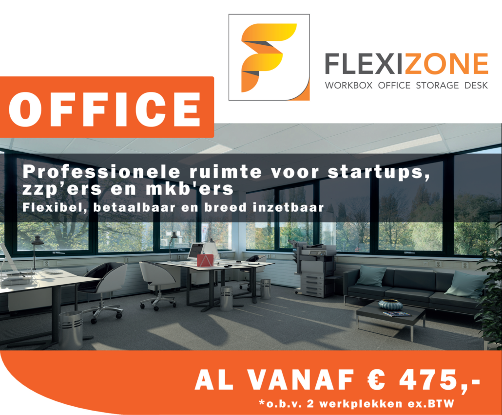 Flexizone brochure space