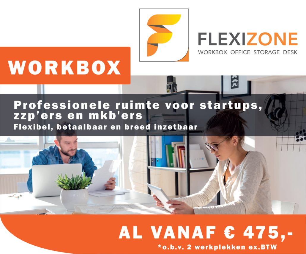 Flexizone brochure studio