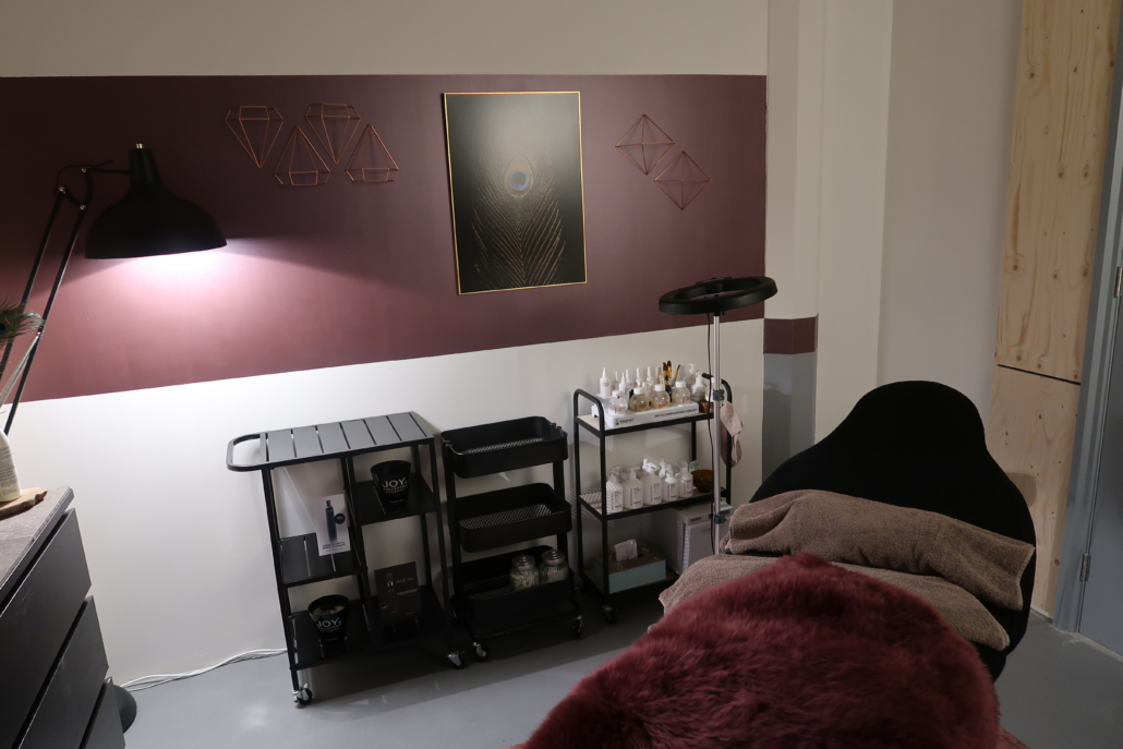 opslagruimte Flexizone Leiderdorp Nailbeautique & more